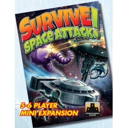 Survive: Space Attack! -...