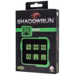 Shadowrun Decker Dice Set (6)