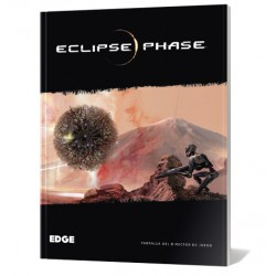 Eclipse Phase: Pantalla del...