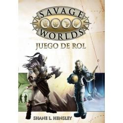 Savage Worlds. Libro Básico