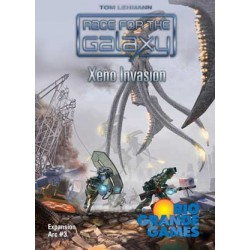 Race for the Galaxy: Xeno...