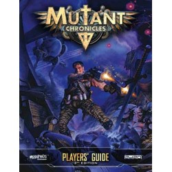 Mutant Chronicles Players...