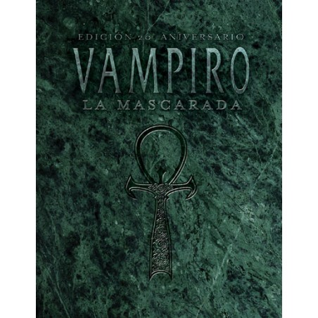 Vampiro La Mascarada 20º...