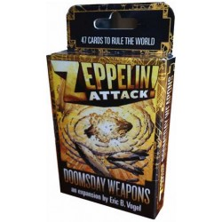 Zeppelin Attack!: Doomsday...