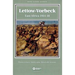 Lettow-Vorbeck East Africa...
