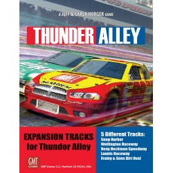 Thunder Alley: New Track Pack