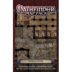 Pathfinder Map Pack: Urban...
