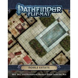 Pathfinder Flip-Mat: Noble...