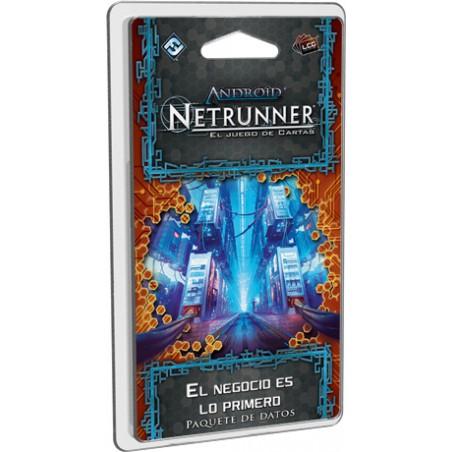 Netrunner LCG. Serie 5-2:...
