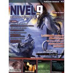 Revista Nivel 9. #6