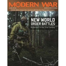 Modern War 22: New World Order