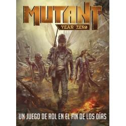 Mutant: Year Zero. Libro...