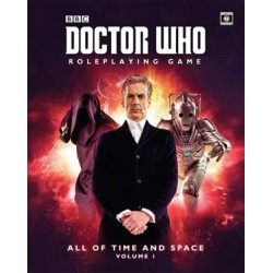 Doctor Who RPG: All of Time...