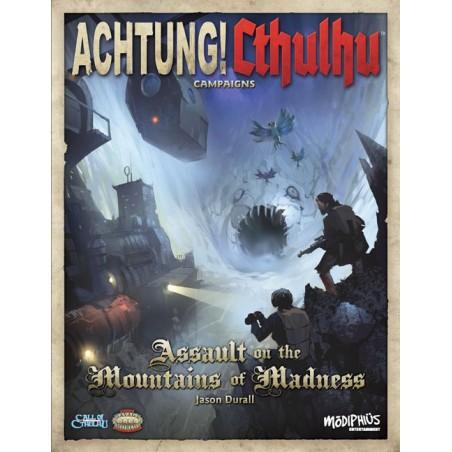 Achtung! Cthulhu - Assault...