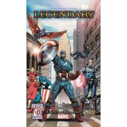 Legendary: Captain America...