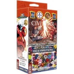 Marvel Dice Masters: Civil...