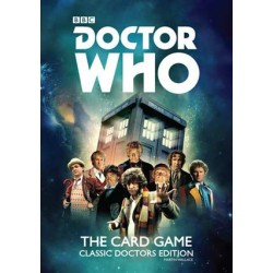 Doctor Who The Card Game:...