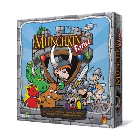Munchkin Panic (castellano)