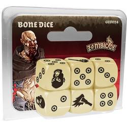 Zombicide. Dados Bone