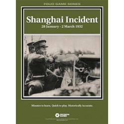 Shanghai Incident 1932 (Folio)