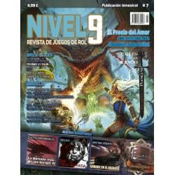 Revista Nivel 9. #7