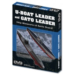Gato Leader: Ship Miniatures