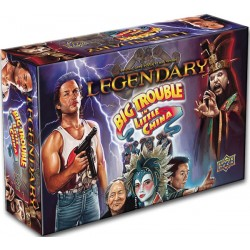 Legendary: A Big Trouble in...