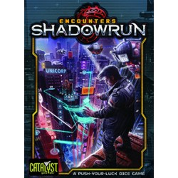 Shadowrun: Encounters (Dice...
