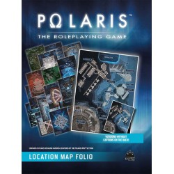 Polaris RPG: Location Map...