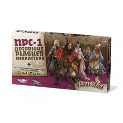 Zombicide. Black Plague:...