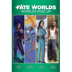 Fate Worlds Volume Three:...