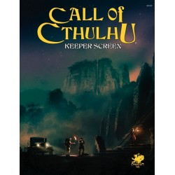 Call of Cthulhu 7th Edition...