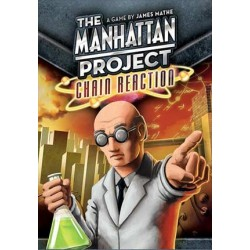 The Manhattan Project Card...