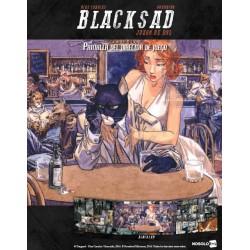 Blacksad: Pantalla del DJ