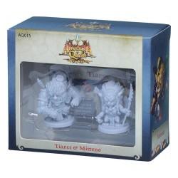 Arcadia Quest: Tiaret y...