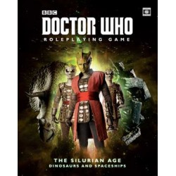 Doctor Who. The Silurian Age