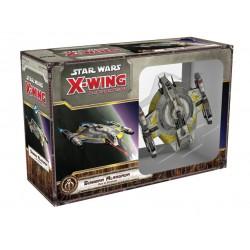 X-Wing. Sombra Alargada