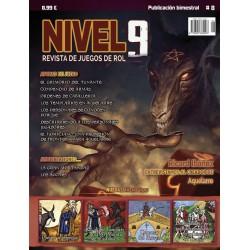 Revista Nivel 9. #8...
