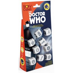 Story Cubes Doctor Who