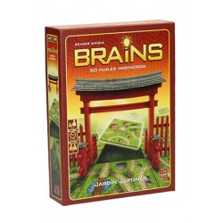 Brains: El Jardín Japones