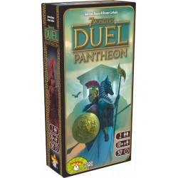 7 Wonders: Duel Pantheon...