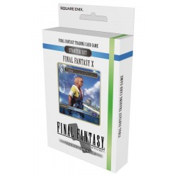 Final Fantasy X Starter Set...