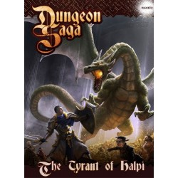 Dungeon Saga: The Tyrant of...