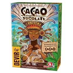 Cacao: Xocolatl (castellano)