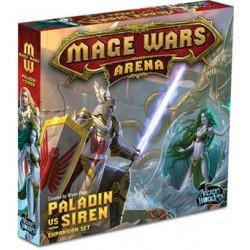 Mage Wars. Paladin vs Siren...