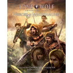 Lone Wolf Adventure Game:...