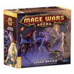 Mage Wars Arena...