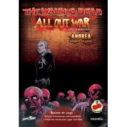 The Walking Dead: Caja Andrea