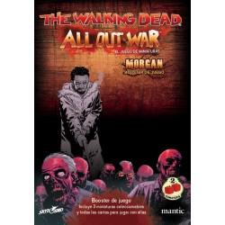 The Walking Dead: Caja Morgan