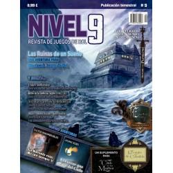 Revista Nivel 9. Número 9:...